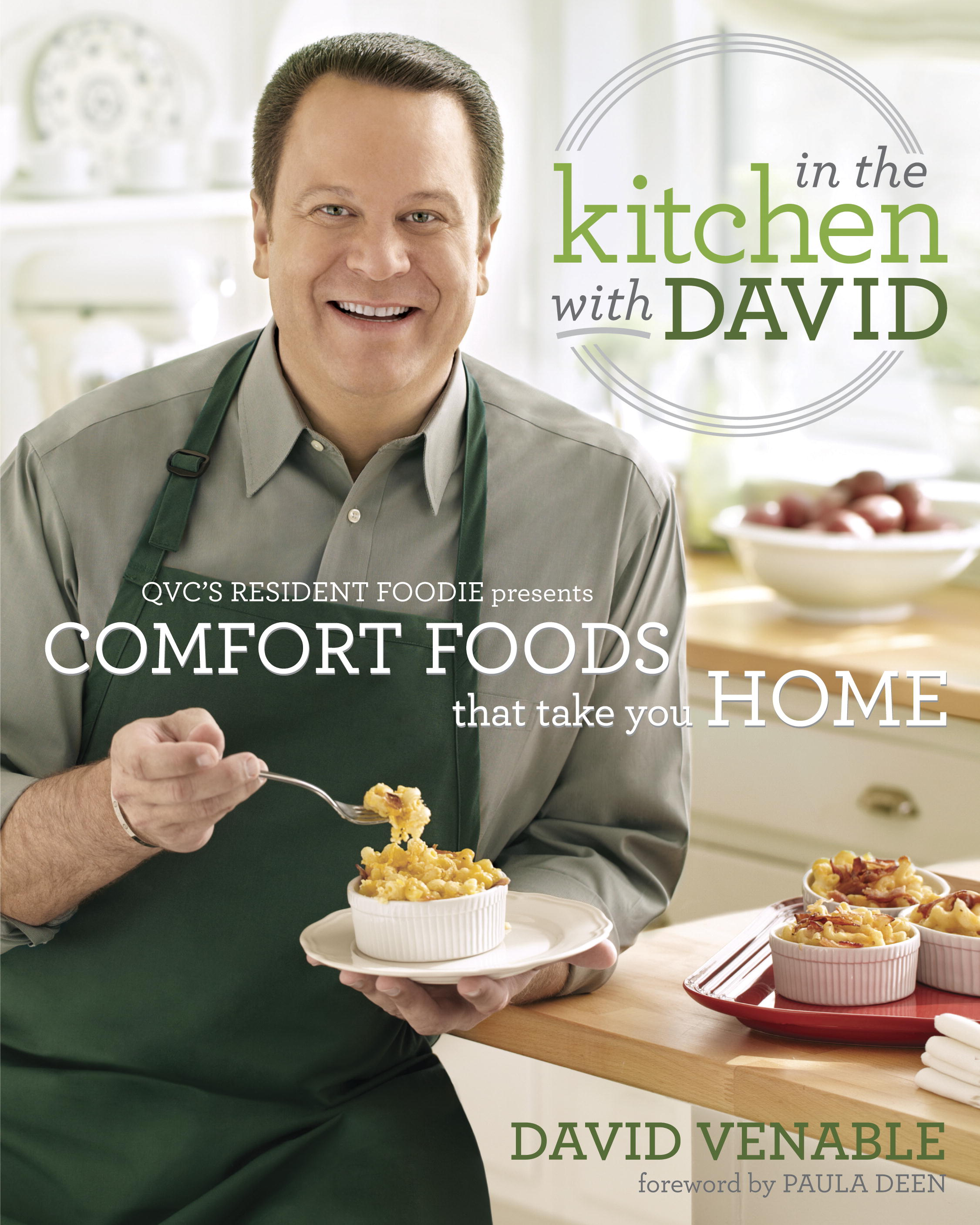Qvc In The Kitchen With David Recipes